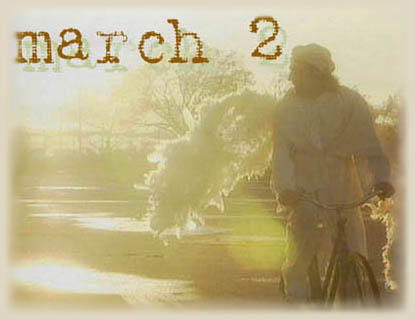 March II Title Image